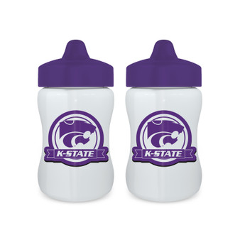 Kansas State Sippy Cup 2-Pack