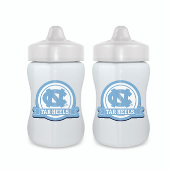 North Carolina Sippy Cup 2-Pack
