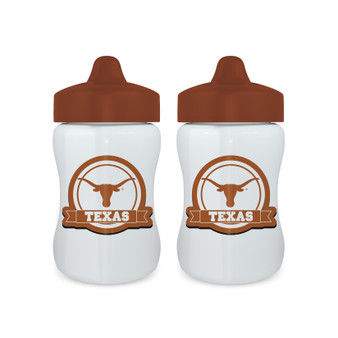 Texas Sippy Cup 2-Pack