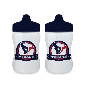 Houston Texans Sippy Cup 2-Pack