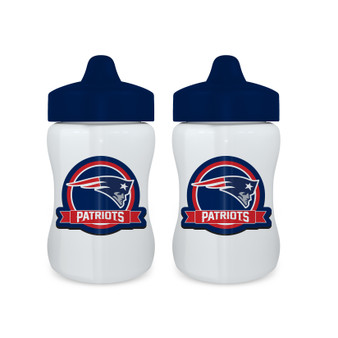New England Patriots Sippy Cup 2-Pack