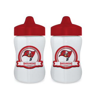 Tampa Bay Buccaneers Sippy Cup 2-Pack