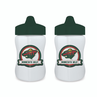 Minnesota Wild Sippy Cup 2-Pack