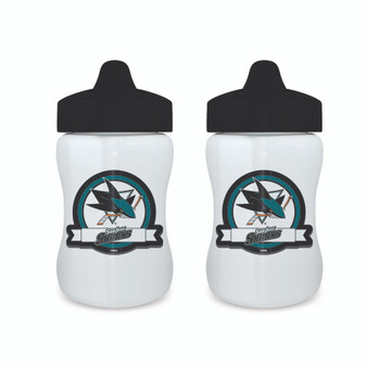 San Jose Sharks Sippy Cup 2-Pack