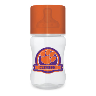 Clemson 1-Pack Baby Bottle
