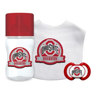 Ohio State 3-Piece Gift Set