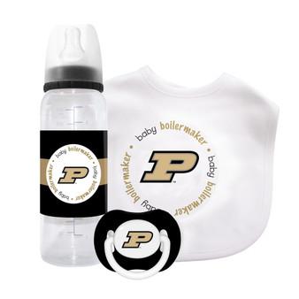 Purdue 3-Piece Gift Set