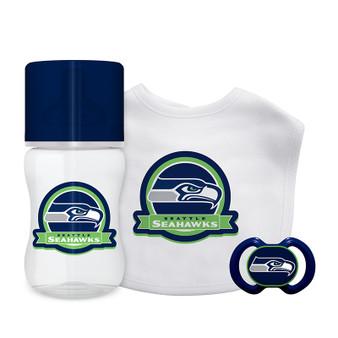 Seattle Seahawks 3-Piece Gift Set