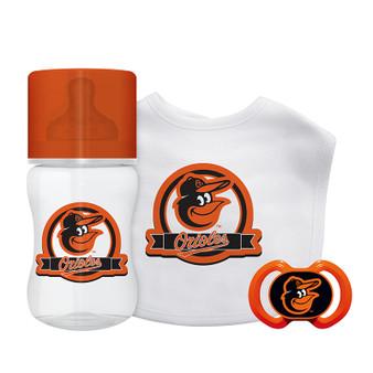 Baltimore Orioles 3-Piece Gift Set