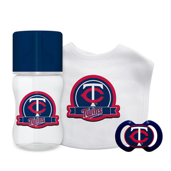 Minnesota Twins 3-Piece Gift Set