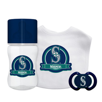 Seattle Mariners 3-Piece Gift Set