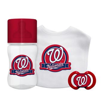 Washington Nationals 3-Piece Gift Set