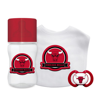 Chicago Bulls 3-Piece Gift Set