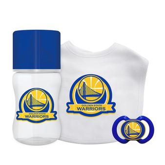 Golden State Warriors 3-Piece Gift Set