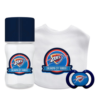 Oklahoma City Thunder 3-Piece Gift Set