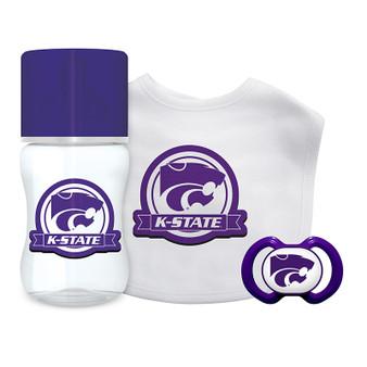 Kansas State 3-Piece Gift Set