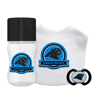 Carolina Panthers 3-Piece Gift Set