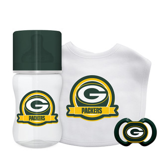 Green Bay Packers 3-Piece Gift Set