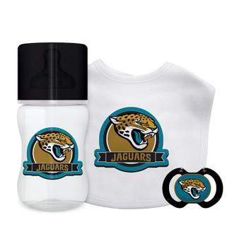 Jacksonville Jaguars 3-Piece Gift Set