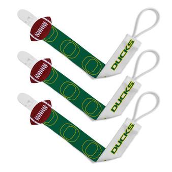 Oregon Pacifier Clip 3-Pack