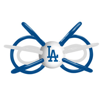 Los Angeles Dodgers Winkel Teether/Rattle