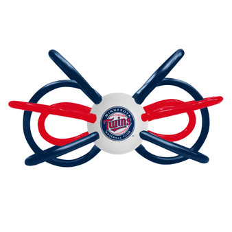 Minnesota Twins Winkel Teether/Rattle