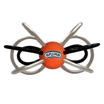 San Antonio Spurs Winkel Teether/Rattle