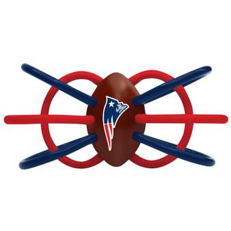 New England Patriots Winkel Rattle