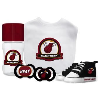 Miami Heat 5-Piece Gift Set