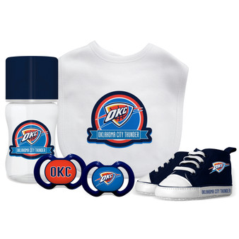 Oklahoma City Thunder 5-Piece Gift Set