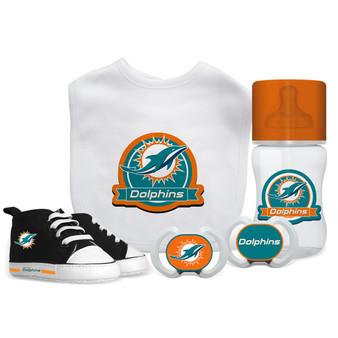 Miami Dolphins 5-Piece Gift Set