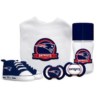 New England Patriots 5-Piece Gift Set
