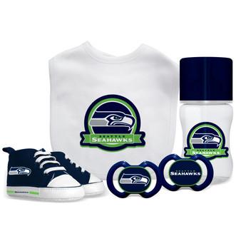 Seattle Seahawks 5-Piece Gift Set