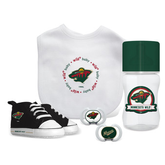 Minnesota Wild 5-Piece Gift Set