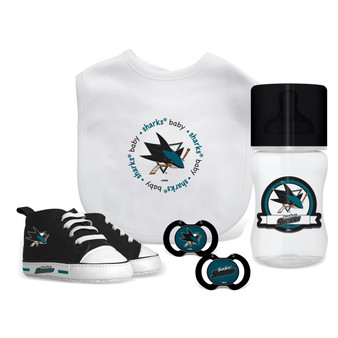 San Jose Sharks 5-Piece Gift Set