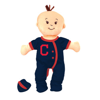 Cleveland Indians Wee Baby Fan Doll
