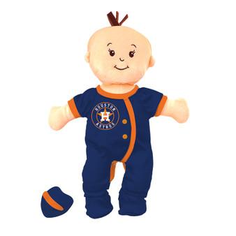 Houston Astros Wee Baby Fan Doll