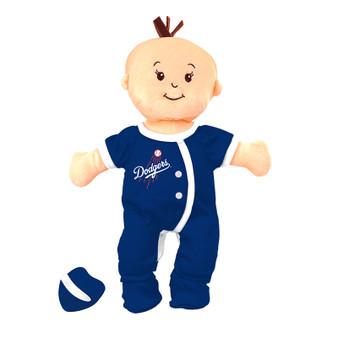 Los Angeles Dodgers Wee Baby Fan Doll