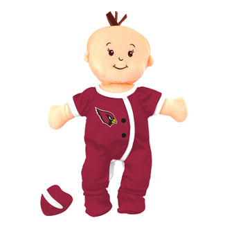 Arizona Cardinals Wee Baby Fan Doll