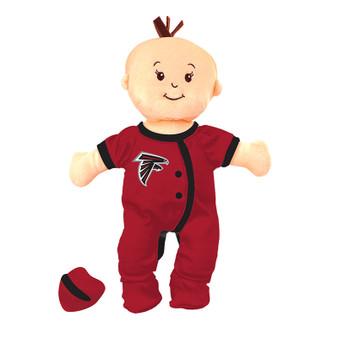 Atlanta Falcons Wee Baby Fan Doll