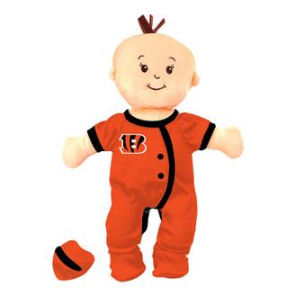 Cincinnati Bengals Wee Baby Fan Doll