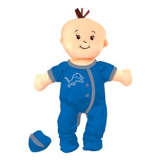 Detroit Lions Wee Baby Fan Doll