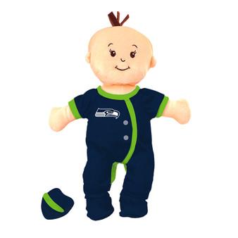 Seattle Seahawks Wee Baby Fan Doll