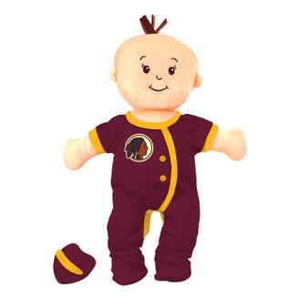 Washington Redskins Wee Baby Fan Doll