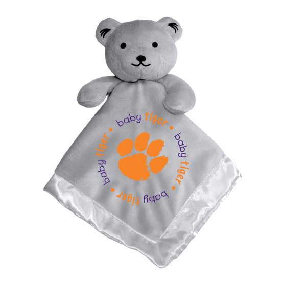 Clemson Security Bear Gray