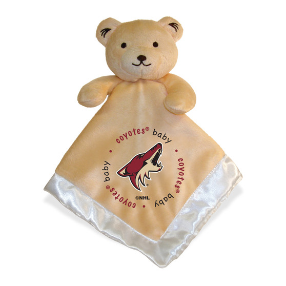 Arizona Coyotes Security Bear Tan