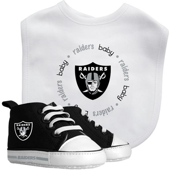 Oakland Raiders 2-Piece Gift Set
