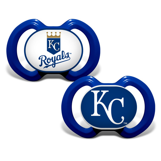 Kansas City Royals 2-Pack Pacifier