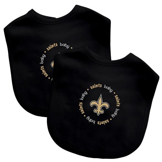 New Orleans Saints 2-Pack Bibs