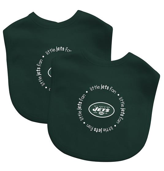 New York Jets 2-Pack Bibs